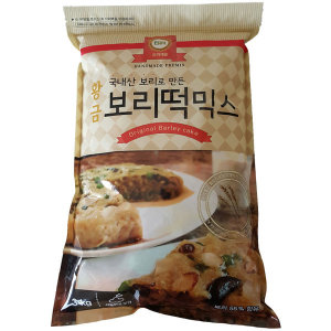 보리가루 보리떡가루3kg 보리빵 보리떡 호박빵가루