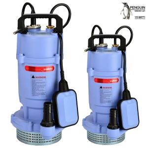 자동펌프 수중펌프/여과기 배수용 펌프 단상220v 방수