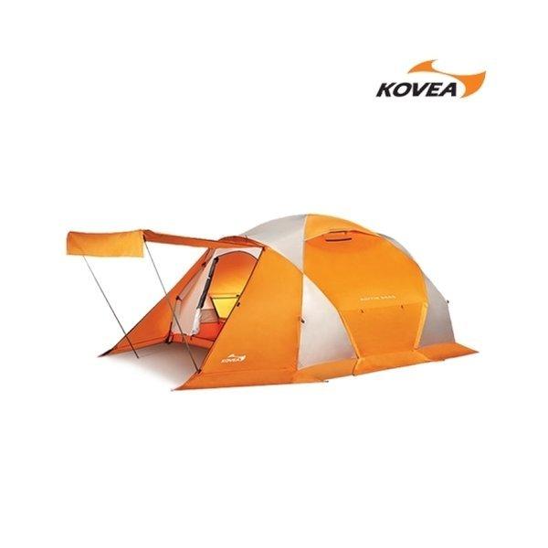 머핀 돔 4인용 텐트 / KECU9TD-01