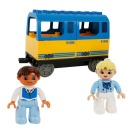 Big기차와 블럭20P 옵션2-열차와 피규어7P