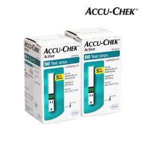 액티브 혈당측정 검사지 100매 시험지 스트립