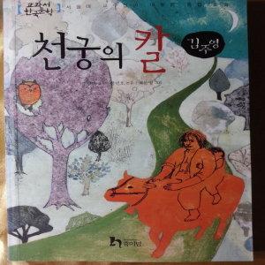 (3-6학년)교과서 한국문학.천궁의 칼/김주영.휴이넘