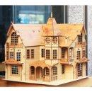 3D입체퍼즐 Fantasy Mansion Big 목재퍼즐 입체퍼즐