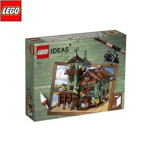 레고 아이디어 낚시도구가게 21310
