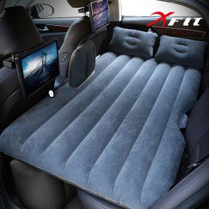 XFIT 차량용 에어매트 뒷좌석 캠핑매트 +수동펌프 포함