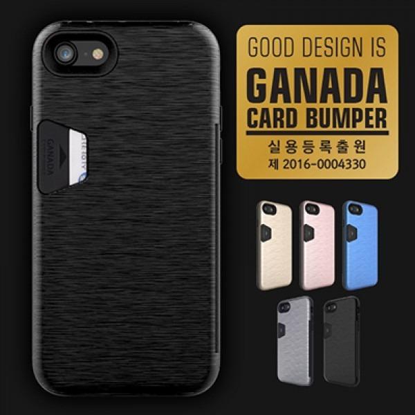 LG G8/ 지8 / 가나다 범퍼 케이스 LM-G820 /카드수납