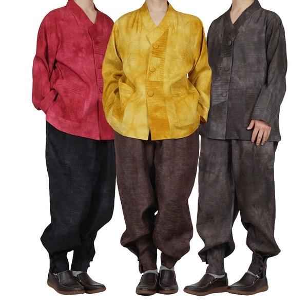 봄 여름 남성 남자 생활한복 개량한복 법복 절복승복