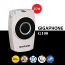 준성 기가폰 G-100 30W 유선 핸드마이크 기본구성