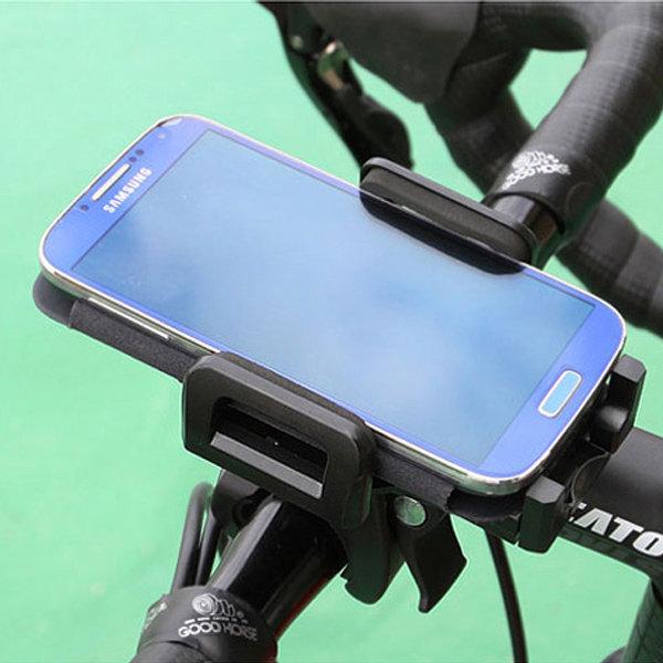 자전거 스마트폰거치대 핸드폰 휴대폰 안정 거치 그립