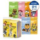 카카오수앤수물티슈 10매6개2세트/화장지/휴지