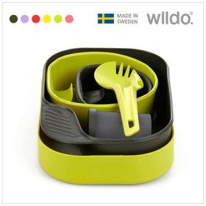 WILDO  윌도 캠핑용 식기 세트 / 휴대용 식기세트 / 야외용 식기 / 캠핑용 그릇