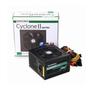 정격500W파워/Cyclone 500W +12V Single Rail 83+