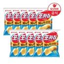 베스트 과자 (오리온 포카칩소금 66g 10개)