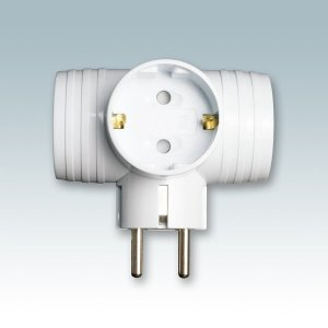 국산 KC인증 멀티탭 접지형 3구코드