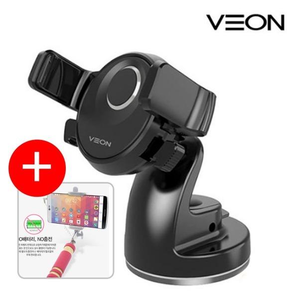 VEON 헬리오2 원터치 차량용 핸드폰 대쉬보드 거치대