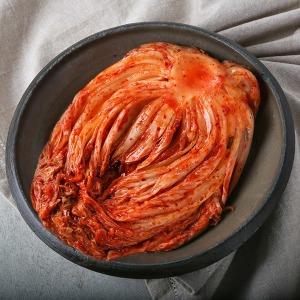 명주 포기 배추김치 10kg/업소용 /수입김치/고추가루