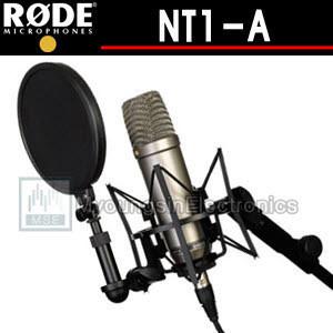 RODE NT1-A  정품 스튜디오 콘덴서 패키지 마이크