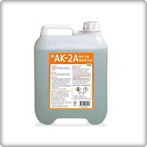 하수구용 백화 제거제 AK2A 18L 1+1+1 고무장갑증정