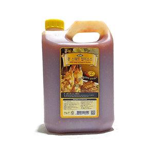 칠리소스5L (몬스위트) 식자재 대용량 칠리 소스