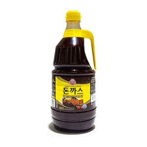 오뚜기 돈가스소스2.1kg 맛있는 돈까스 소스