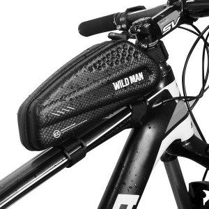 자전거 EX 프레임 탑튜브 카본 방수 하드케이스 가방