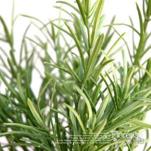 조화 로즈마리 잎부쉬 (2색)