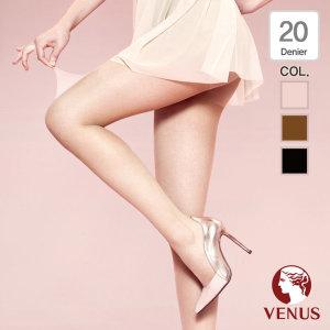 비너스 20D 올풀림방지 여성 압박 팬티스타킹(VST1172)