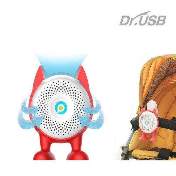 유모차 공기정정기 플리베 미세먼지 외출필수품