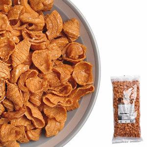 소라과자 / 왕소라형 과자 벌크 1.2kg