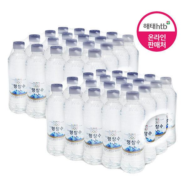 강원 평창수 500ml 40pet / 생수 / 물 / 먹는샘물