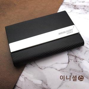 이니셜스 명함지갑 카드지갑 이름각인무료