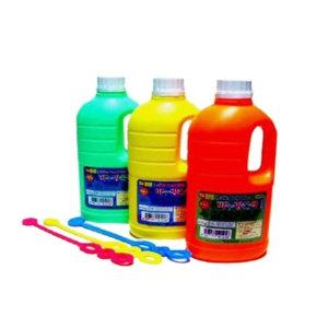 월성 비누방울 보충액 1L/WSB-125/비누방울 리필