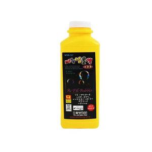 월성 비누방울 보충액 500ml(WSB-157)/비누방울 리필