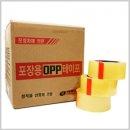 OPP 투명 박스 테이프 80M 20개 묶음판매 생활잡화 생
