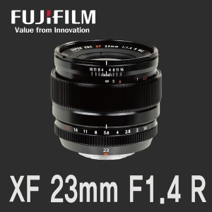 정품 후지필름 XF 23mm F1.4 R 렌즈+호야필터