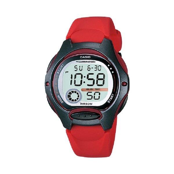 카시오정품 LW-200-4A 여자 패션 학생 전자손목시계