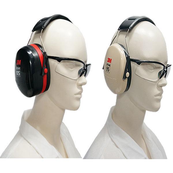 3M 귀덮개 귀마개 산업용 소음방지 방음 H10A H6AV