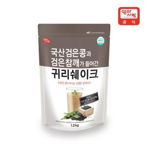 국산 검은콩과 검은참깨가 들어간 귀리쉐이크 1.2kg