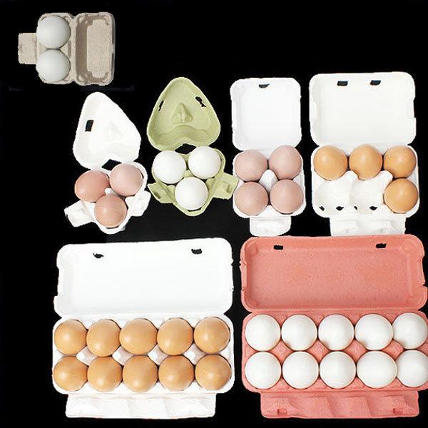 2구~6구 달걀케이스(종이) 계란케이스 계란판