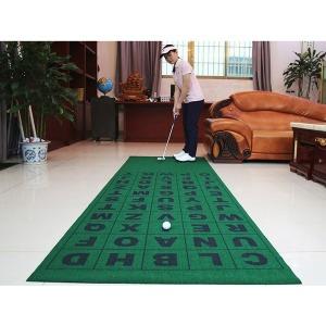 퍼팅매트 골프연습용품 홈스포츠 그린연습장-8538