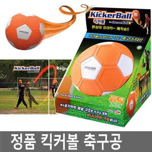 정품 킥커볼 kickerball 축구공 체육 바나나킥 운동