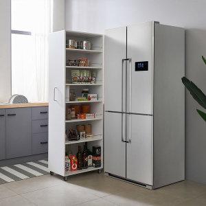 컨실 320 냉장고 틈새장/주방수납장/틈새수납장