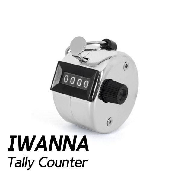 아이워너 계수기 Tally Counter 핸디카운터
