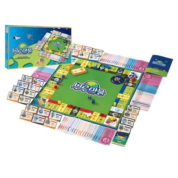 부루마불 세계여행 패밀리 36000 보드게임 부루마블