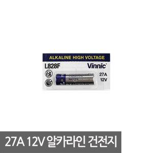 비닉 L828F 27A 12V 1알 카드포장