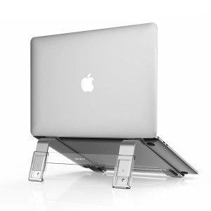 노트북 받침대 3단 높이조절 알리미늄 쿨링 NBSTAND