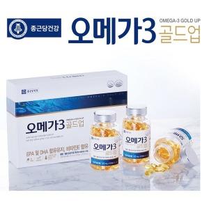 종근당건강 오메가3 골드업 6개월분/설 명절 선물세트