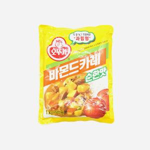 오뚜기 바몬드카레 순한맛 1KG