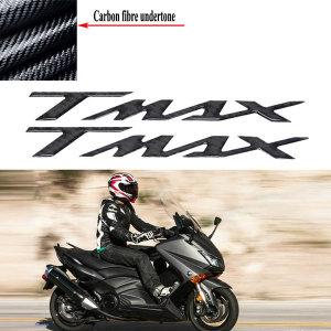 XMAX 엑스맥스 3D 카본 엠블럼 스티커