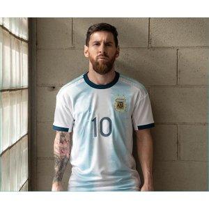 2019 코파아메리카 아르헨티나 국대 유니폼 메시